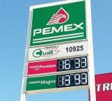 Casi llega a los 14 pesos  el precio de la gasolina Magna