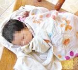 Niño abandonado podría ser adoptado por familia amorosa