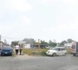 Lesionados ambos conductores de vehículos en accidente vial