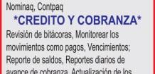 CONSTRUCCIONES ZAVIR SOLICITA: