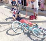 'Paramédicos en Bicicleta' programa en la Cruz Roja
