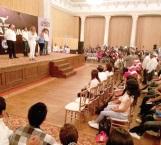 El porvenir y la transformación de Reynosa, impostergables para Maki