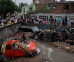 Tormenta provoca inundaciones en Guadalajara