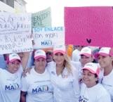 Por su trabajo y el debate ¡el éxito para Maki! afirman mujeres en Unidad Obrera