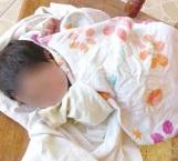 En proceso de adopción est� bebé abandonado