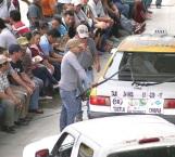 Miembros de la CNTE roban gasolineras en Chiapas