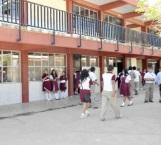Suspenden clases en secundaria para que acudan a hacer examen  para ingresar a preparatoria