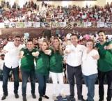 Reynosa es la gran fortaleza para el triunfo de Maki Ortiz