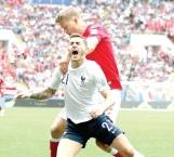 Empatan sin goles, Francia Y Dinamarca
