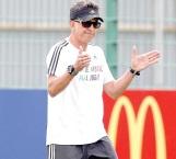 ¡Quiere Osorio los tres puntos!