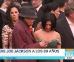 Muere el padre de Michael Jackson