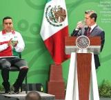 Destaca Peña Nieto triunfo morenista