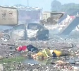 Explosiones en Tultepec; 24 muertos y 49 heridos
