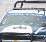 Fuera de peligro policías heridos