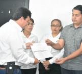 Recibe Carlos Ulivarri  constancia de mayoría