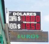 Sufre altibajos el dólar por guerra comercial  y electoral
