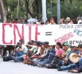 Festeja la CNTE fin de reforma