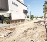 Continúa rehabilitación de la Avenida Del Maestro