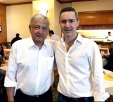 Designa AMLO a JR como coordinador del nuevo gobierno federal en Tamaulipas