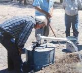 Dotará pozo profundo de agua a núcleo ejidal