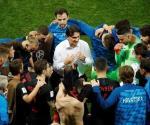 Remonta Croacia y jugará primera Final