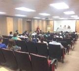 Se reúnen los sindicalizados de Secretaría de Salud