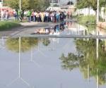 En caso de huracán o fuertes lluvias, ¿crees que el drenaje pluvial en Reynosa sea suficiente para desfogar el agua hacia los canales y drenes?