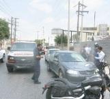 Por conducir sin precaución choca y lesiona a sus hijos