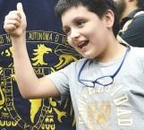 'Niño genio' de la UNAM pide a AMLO no cometer errores