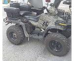 VENDO CUATRIMOTO POLARIS