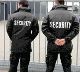 Denuncian por transa a empresa de seguridad