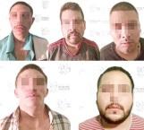 Condena de 50 años para cinco plagiarios