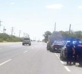 Vigilan fuerzas del orden las carreteras
