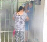 Agresivo marido arrestado pero sin denuncia de esposa