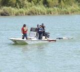 Descubren en el río Bravo cuerpo ahogado