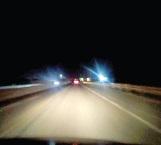Revisarán porque luminarias del puente Pharr no están funcionando