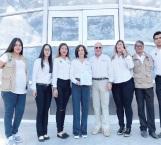 Designan coordinadora de la Casa de la Tierra