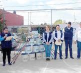 Arranca en La Joya 'TAM Pinta Tu Hogar' benefician a familias