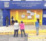 Se declaran en paro 34 planteles de la UNAM