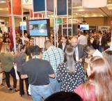 Efectúan Foro Index 2018 con 60 stands y 4 conferencistas