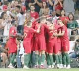 Portugal vence a Italia sin 'CR7'