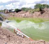 Licitarán de nuevo obra de drenaje sanitario interrumpida
