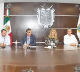 Presentan equipo de transición en proceso de entrega-recepción de la Comapa de Reynosa
