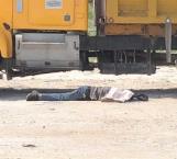 Sigue búsqueda de camionero que mató a compañero