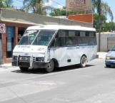 Revisión mecánica al transporte público el lunes