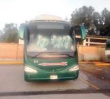 Denuncian asalto de 66 autobuses en Edomex