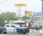 Sangriento domingo vive Reynosa