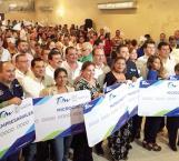 Entregan recursos de Inversión Tamaulipas