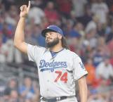 Regresan Dodgers a la antesala del título