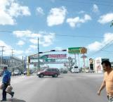 Prefieren 'torear carros' que usar puente peatonal